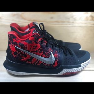 Nike Kyrie 3 Samurai Size 11
